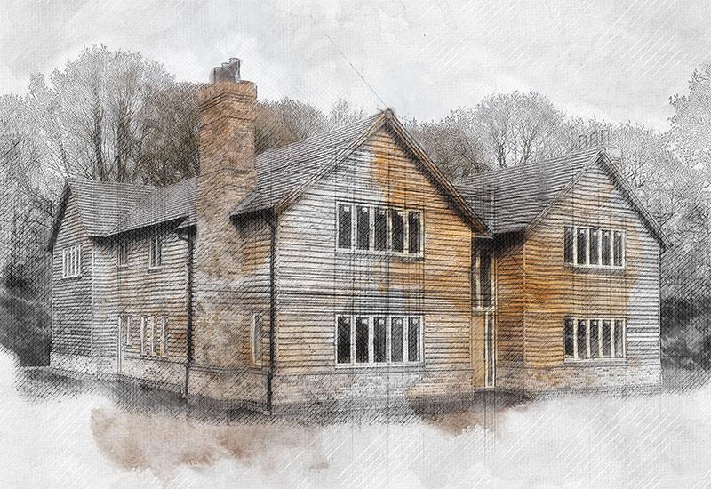 Woodgate Sketch